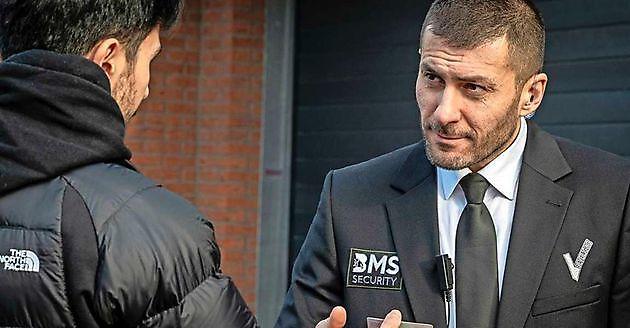 BEVEILIGER 'UIT KAARTENBAK VAN GEMEENTE' - Beveiligingsbedrijf BMS Security