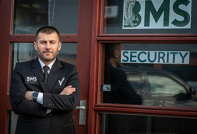 BMS Security, een Sociale Onderneming - Beveiligingsbedrijf BMS Security