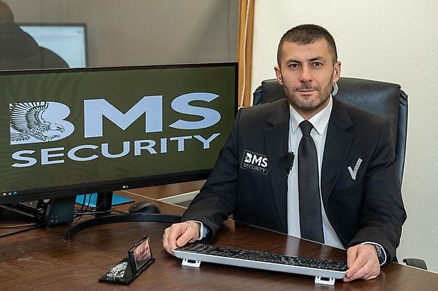 MBO-Opleiding bij BMS Security - Beveiligingsbedrijf BMS Security