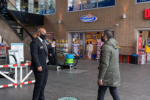 Winkelbeveiliger nodig? Kies voor winkelbeveiliging met Predictive Profiling - Beveiligingsbedrijf BMS Security